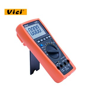Image 4 - VICI VC99 LCD Digital Multimeter 1000V AC DC resistance capacitance meter +Thermal Couple thermometer tester with pouch bag