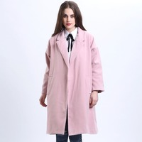 2016 New Women Winter Coats Jackets Thick Winter Poncho Coats Belt Long Jackets High Quality Winter