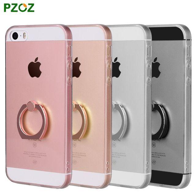 pzoz case for apple iphone 5s se 5se 5 s housing funda coque for