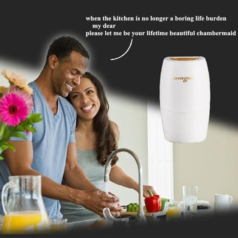 3L chauffage rapide stockage vertical autonome robinet chauffe-eau pour continu kithcen évier plats légumes laver l'eau chaude