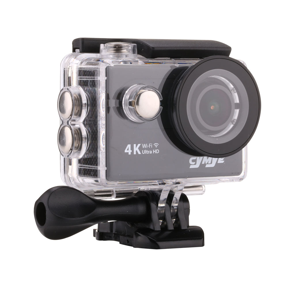 Image 5 - Clear Stock !!! Cymye action camera X9 / X9R Ultra HD 4K WiFi 1080P 60fps 2.0 LCD 170D Sports Camera-in Sports & Action Video Camera from Consumer Electronics