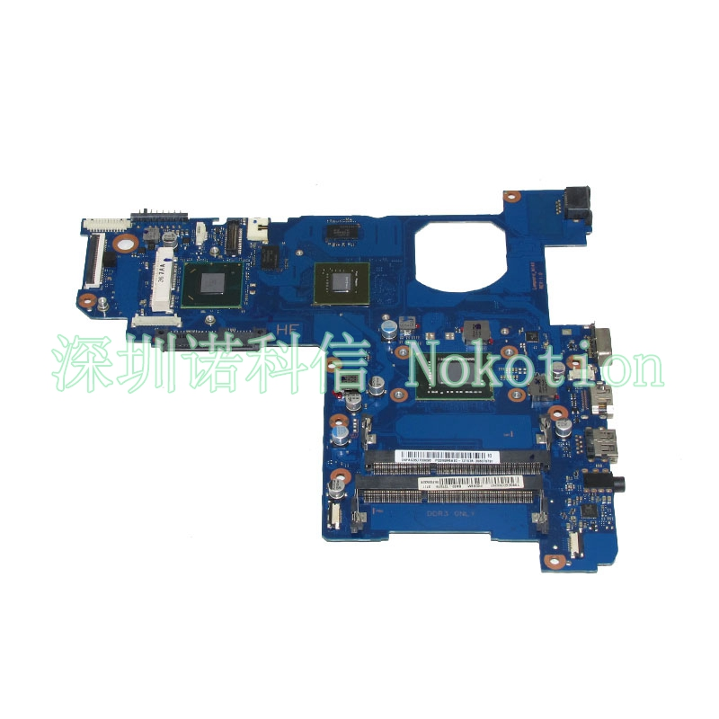 NOKOTION Main board For Samsung NP270 NP270E4V Laptop Motherboard BA41-02243A BA92-12197A BA92-12197B SR08N 847 CPU GT710M GPUNOKOTION Main board For Samsung NP270 NP270E4V Laptop Motherboard BA41-02243A BA92-12197A BA92-12197B SR08N 847 CPU GT710M GPU