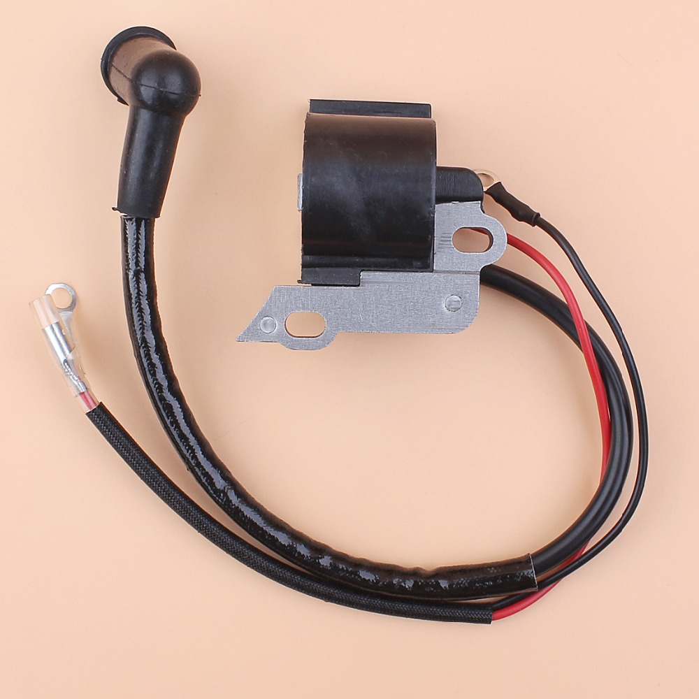 Electronic Ignition Coil Module Fit McCULLOCH MAC CAT 335 435 436 440 441 Petrol Chainsaw Spare Parts #530 03 91-67, 530039167 цена
