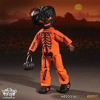New Mezco Toys Living Dead Dolls Halloween 2016 Jack O Lantern 25CM Action Figure Toys 3