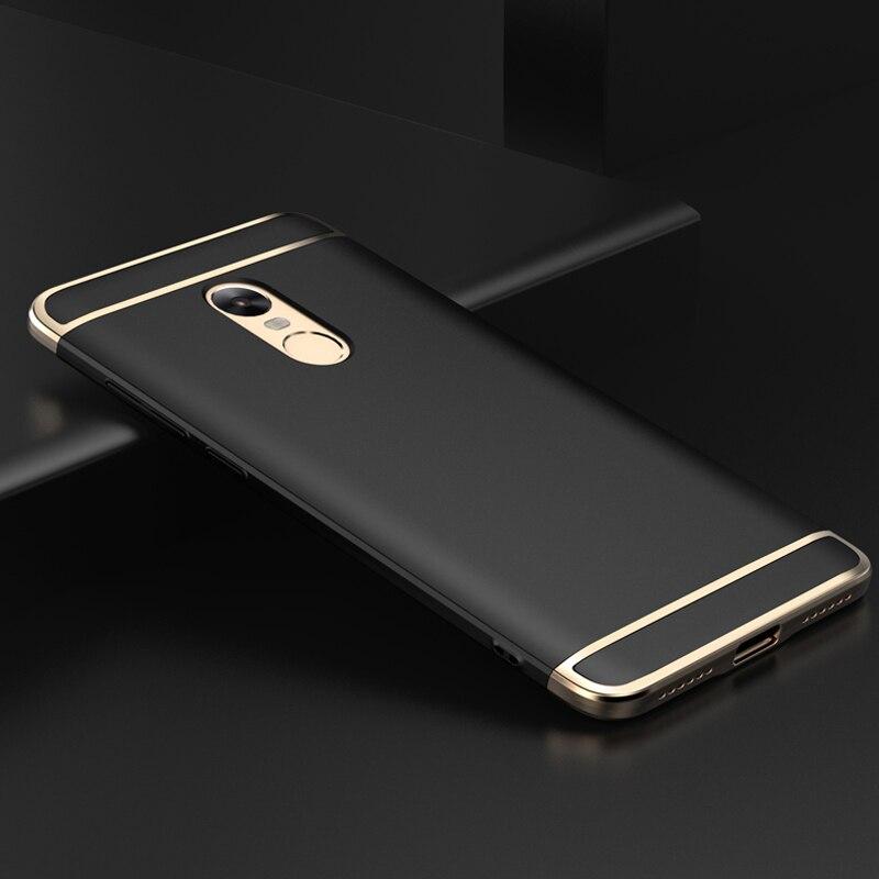Xiaomi Redmi Catatan 4X Kasus Mewah iOPCOOEM 3 in 1 Keras PC Hybrid - Aksesori dan suku cadang ponsel - Foto 5