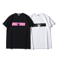 Luxury Designer Christian Tshirt For Women Men Fashion Cotton Short Sleeve T shirts Bee Lovers Tee Casual