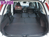 Good quality & Free shipping! Special trunk mats for Volvo XC90 7 seats 2019 durable cargo liner boot carpets for XC90 2017 2015