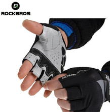 RockBros Non Slip Breathable Mens Women s Summer Sports Wear Bike Bicycle Cycling Cycle Gel Pad