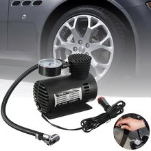 Air Pumps Compressor Mini DC 12V Electric Car Inflatable Pumping 300 PSI for Bicycle Car Boat Motorcycle