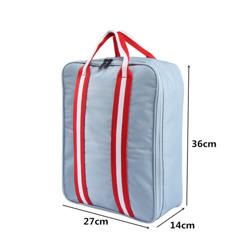 Mens Nylon Travel Bags Packing Cubes Finishing Pouch Business Trip Toiletry Clothing Shoes Storage Duffle Bag Accessories