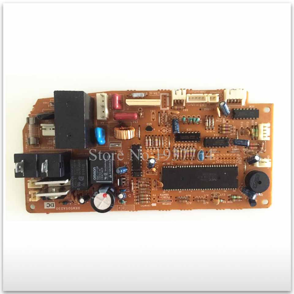 95% new for Mitsubishi Air conditioning computer board used circuit board RKM505A230 good working good working original used for power supply board led50r6680au kip l150e08c2 35018928 34011135