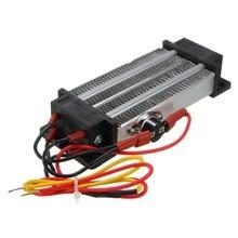 AC 220V 500W электрический керамический Термостатический PTC нагревательный элемент нагреватель Поверхностная изоляция постоянная температура нагрев воздуха