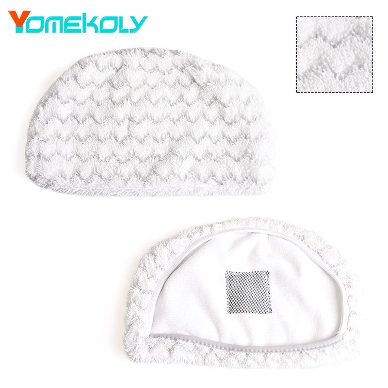 1PC Parts Steam Mop Pad for Bissell Powerfresh 1940 Series Floor Vacuum Cleaing Cloth Pads Replacements Mopping Cloth Pads