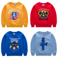 Cartoon 2 6 8 Baby Boys Girls Kids Coat Hoodie Jacket Sweater Pullover Outwear