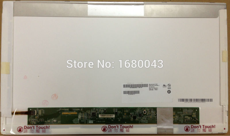 B173RTN01.2 fit B173RW01 V2 LTN173KT01 LP173WD1 N173O6-L02 B173RW01 V.4 Lapto 40 PIN LCD screen panel 40pin rovertime rovertime rtn 42 ls