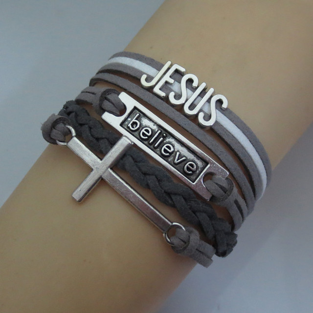 Infinity Jesus Bracelet...
