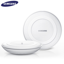 100% Original Samsung S6 Wireless Charging Pad for Galaxy S6 Edge Wireless Charger Charging Stand EP-PG920I