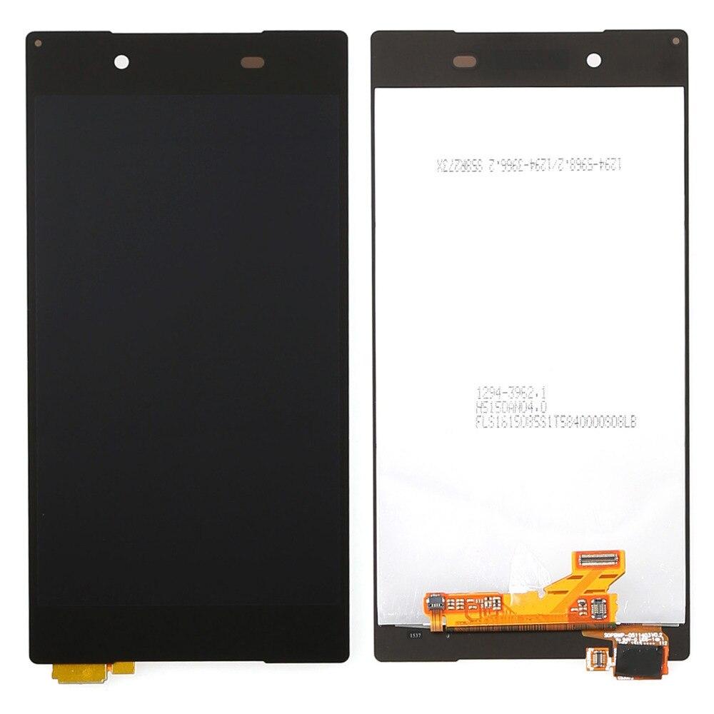 For Sony Xperia Z5 E6603 E6633 E6653 E6683 White black Touch Screen Digitizer LCD Display Monitor