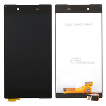 For Sony Xperia Z5 E6603 E6633 E6653 E6683 White black Touch Screen Digitizer LCD Display Monitor Screen Assembly 100% Test