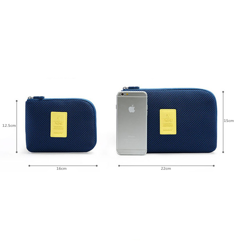 2 komada Pribor Torba za organizatore tvrdog diska za slušalice - Putni pribor - Foto 6
