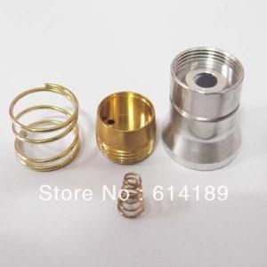 Image 5 - 26.5x22mm Aluminum OP Reflector for CREE LED (10pcs/lot)
