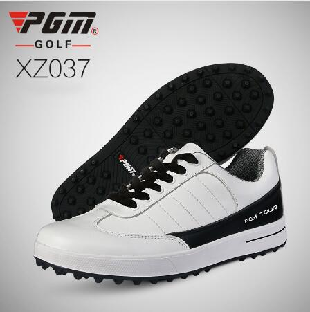 New PGM Men golf shoes mens sports shoes professional soft comfortable waterproof golf shoes men genuine leather SneakersNew PGM Men golf shoes mens sports shoes professional soft comfortable waterproof golf shoes men genuine leather Sneakers