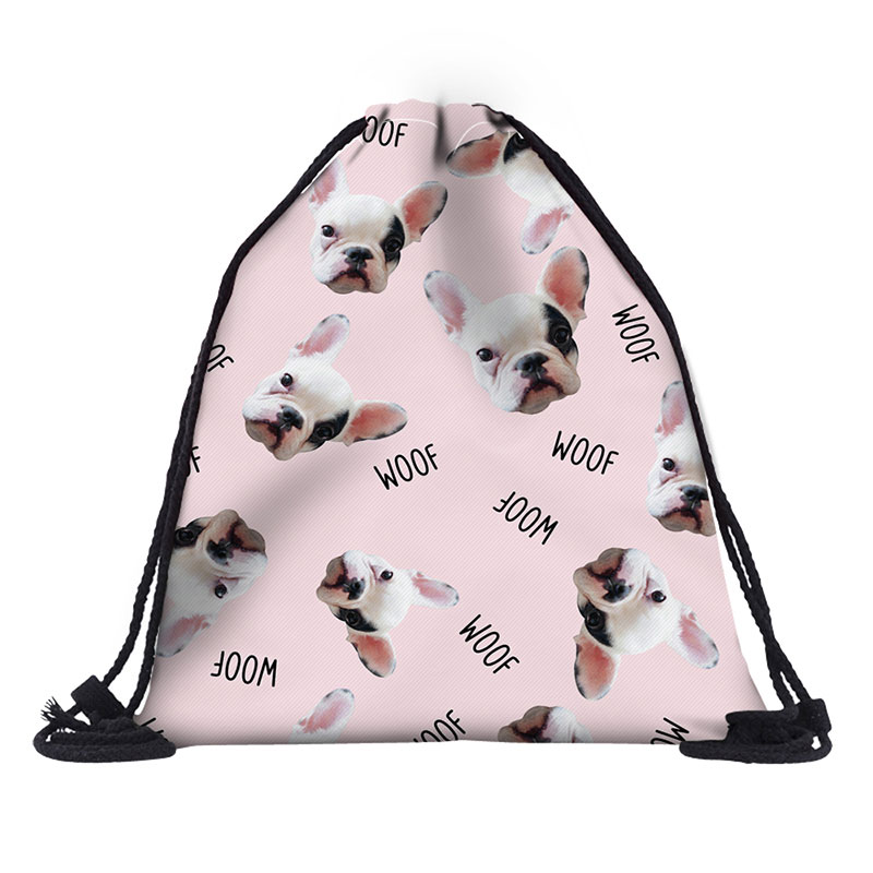 Women Solid Foldable Drawstring Bag Travel Toilet Bags Drawstring Toiletry Case Pouch Organizer Pocket Multi-functional Handbags