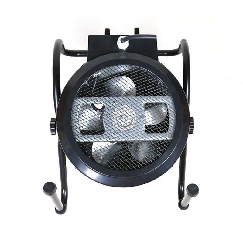 3000 W Commerciële Heater Verstelbare Thermostaat Elektrische Kachel Ontvochtiger Drogen Tool Mini Industriële Verwarming Warming Machine - 6