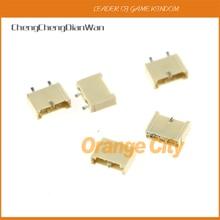Chengchengdianwan 200ピース/ロット良質オリジナルのマザーボード電源ソケット充電器ソケットpsp1000 psp2000 psp3000