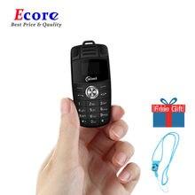 Taiml X6 Mini handy Auto Schlüssel Kleinste Telefon Bluetooth Dialer Celulares Quad-band Dual SIM MP3 Magische Stimme Mobile telefon