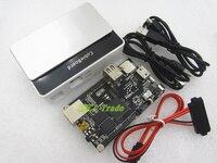 HAILANGNIAO A10 Raspberry Pi Enhance Version Mini PC Cubieboard 1GB ARM Development Board Cortex-A8 Kit