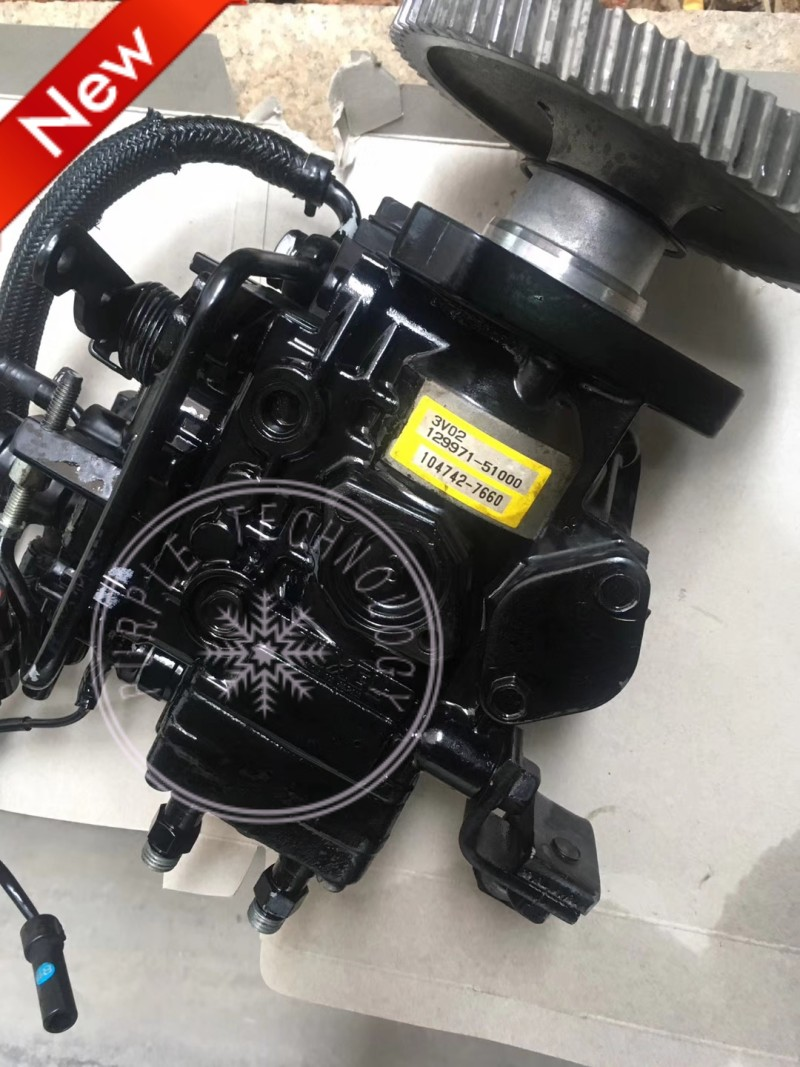 US $1100 0 |original diesel fuel injection pump 104742 7660 for Yanmar E92  E98-in Fuel Pumps from Automobiles & Motorcycles on Aliexpress com |