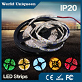 5M Led Strip IP20 SMD3528 300leds RGB LED Strip Ribbon Tape Light for hallways,stairs,trails,windows,Cabinet Light