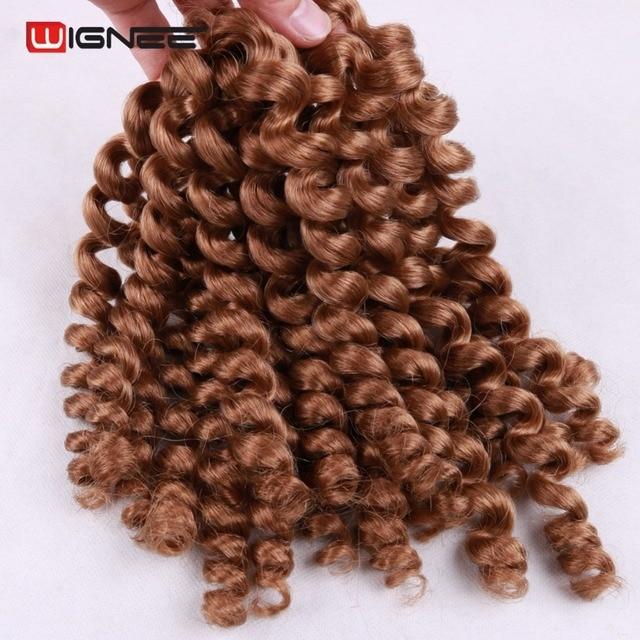 Wignee Havana Twist Crochet Braids Synthetic Hair Extensions For