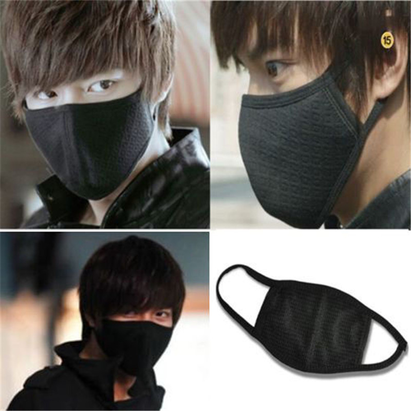 a86b11f4c Outdoor Cycling Unisex Warm Mouth Mask Health Anti dust Cotton Flu Face  Mask Unisex Surgical Mask Respirator Black-in Toiletry Kits from Beauty    Health on ...