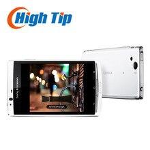 Оригинальный разблокирована Sony Ericsson Xperia Arc S LT18i LT18 4.2 дюймов 8.1MP 3 г GPS WIFI Android мобильного телефона Восстановленное