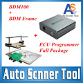 Wholesale BDM Frame Full Adapter + BDM100 Programmer OBD2 OBDII ECU Chip Tuning Tool BDM 100 V1255 Diagnostic Tool