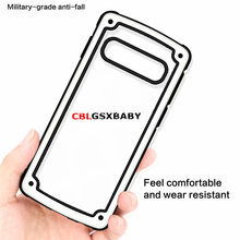 Shockproof Armor Case For Samsung S10 Lite Plus Transparent Cover S9 S8 Note 10 9 8 Luxury Silicone