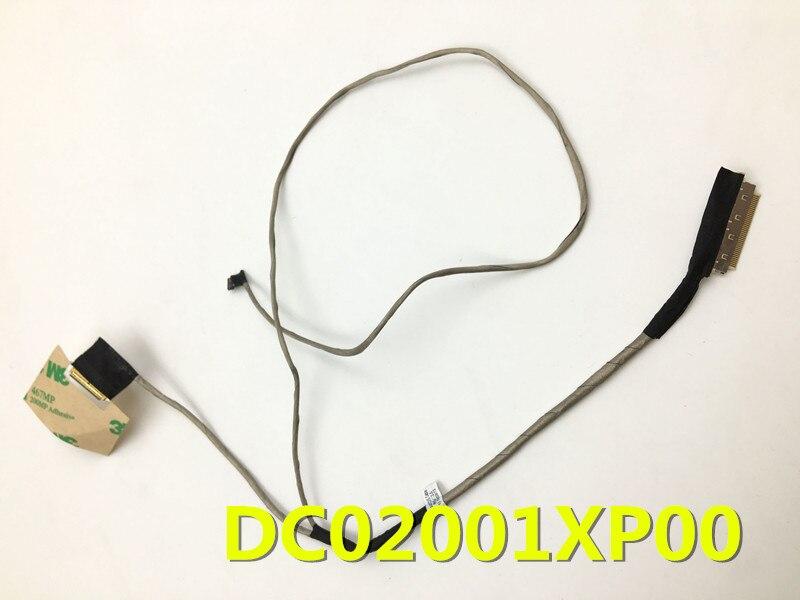 New LED LCD Cable For LENOVO B40-30 B40-45 B40-70 N40-45 300-14 B41-30 B41-45 B41-80 B50-30 B50-45 B50-70 ZIWB0 DC02001XP00 Flex