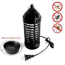 Электрический светильник от комаров, светодиодные лампы Против мух, насекомых, комаров, лампа для дома, бесшумная, без излучения, ловушка, лампа США/ЕС