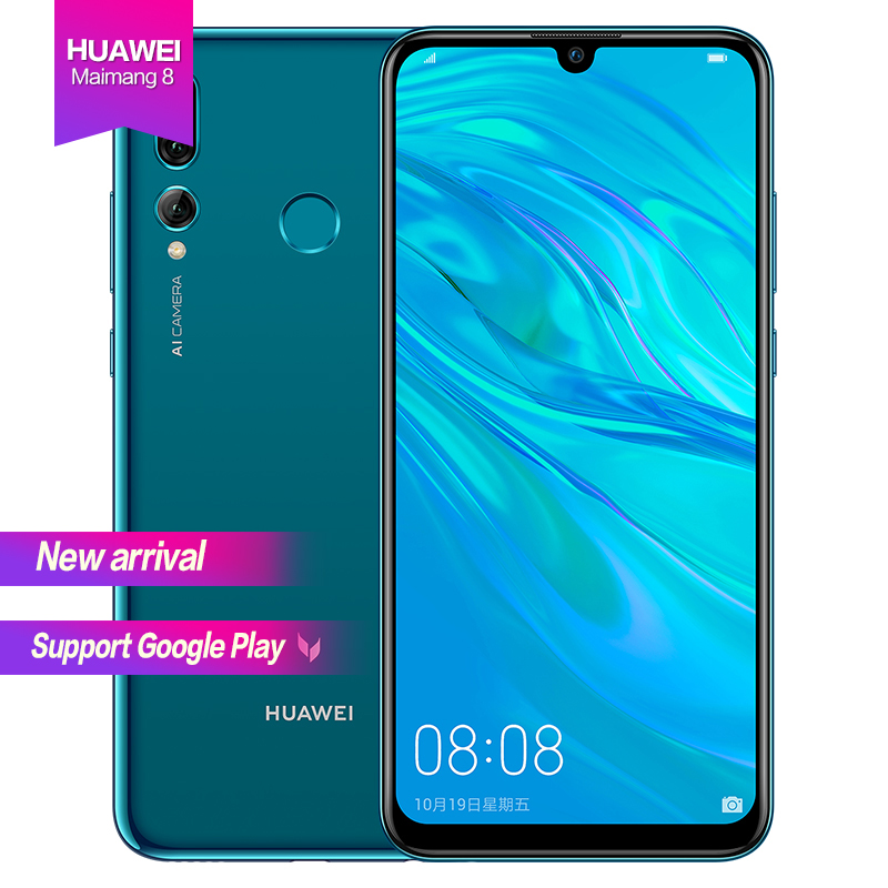 Huawei Maimang 8 Android 9 6.21