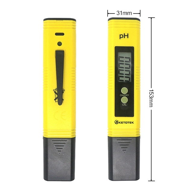 Portable Digital PH Meter 0.00-14.0  4