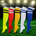 2106 High Quality New Design Men Women Thick Ball Stockings Track Socks Knee Legging Knee-high Ball Long Socks, Size 38-44