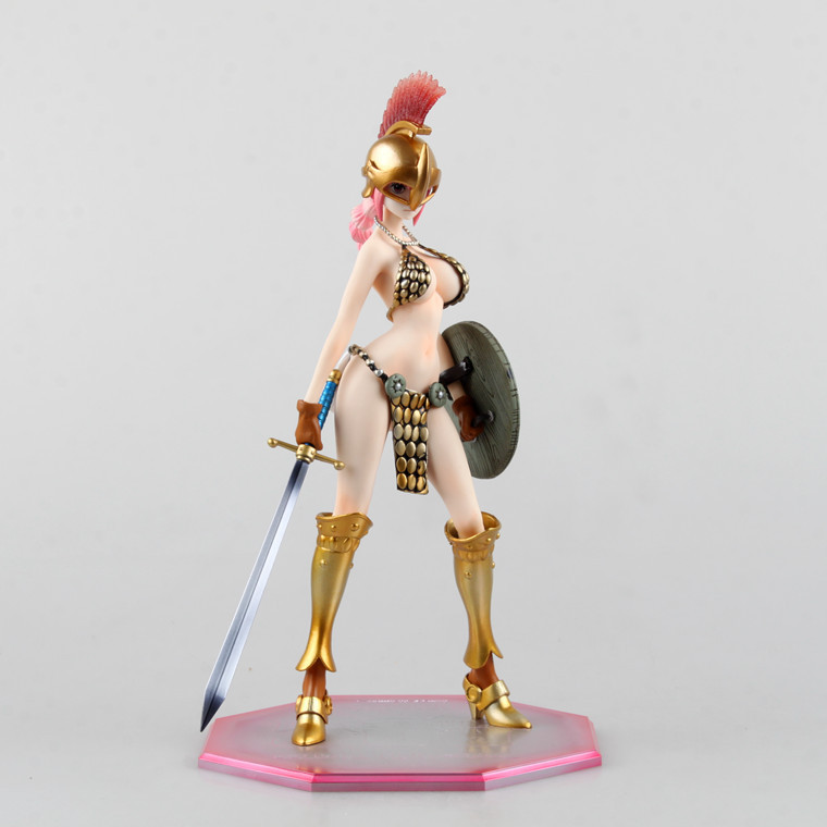 Action Figure One PVC 8