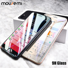 MOUSEMI Glass On The For iPhone 7 Screen Protector Protective Glass On The For iPhone 7 Gl