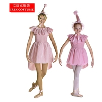 Bayi Hot Adult Children Ballet Skirt Halloween Costume Adult Children Cosplay Costume For Carnival Party Top