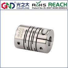 купить Bulk price for 50 pieces GIC aluminum alloy diameter 25 mm length 25 mm parallel clamp series shaft coupling по цене 15159.29 рублей