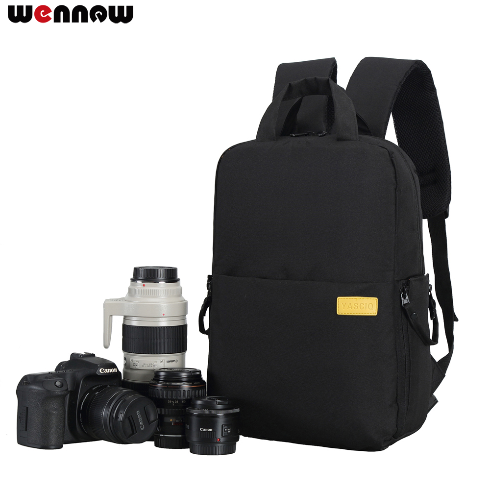 Camera Bag Case Cover Backpack For Leica X Vario X-u Sl V-lux 4 3 2 M Monochrom M-p M10-d M10-p M10 M9 M9-p M8 M7 High Standard In Quality And Hygiene