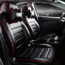 car leather seats covers for Hyundai ix30/35 Sonata ELANTRA Terracan Tucson Accent SantaFe coupe XG Trajet Matrix EQUUS Veracruz