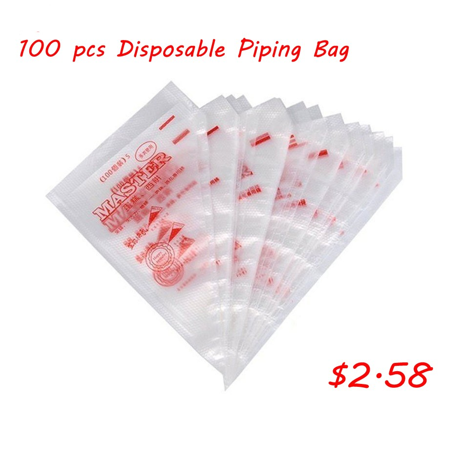 desear-2016-New-arrive-100Pcs-Set-Disposable-Pastry-Bag-Piping-Cake-Pastry-Cupcake-Decorating-Bags-Bakeware